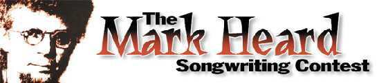 Mark Heard Songwriting Contest logo